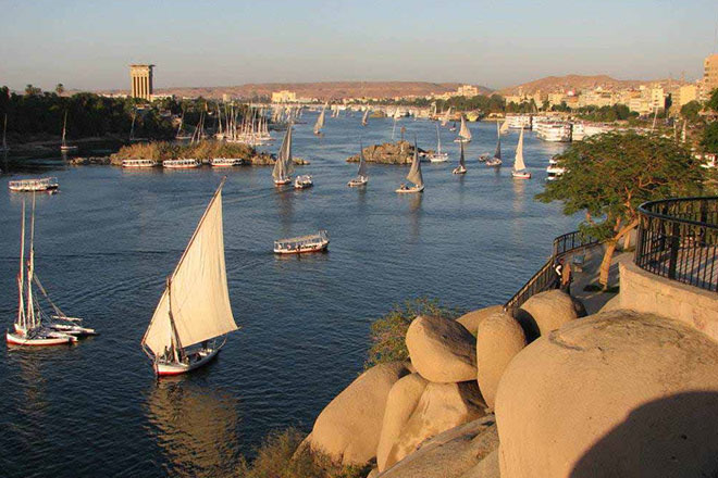 Aswan The Nubian Village in Aswan