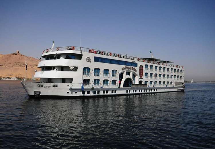 Iberotel Crown Emperor Nile Cruise