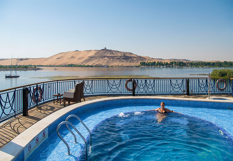 Amwaj Living Stone Nile Cruise Amwaj living Stone Nile Cruise
