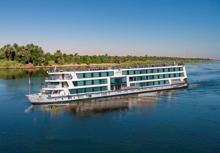 Amwaj Livingstone Nile Cruise Luxor and Aswan Nile Cruises