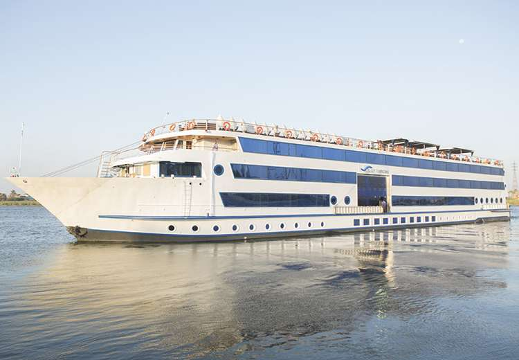 Blue Shadow Nile Cruise Luxor and Aswan Nile Cruises