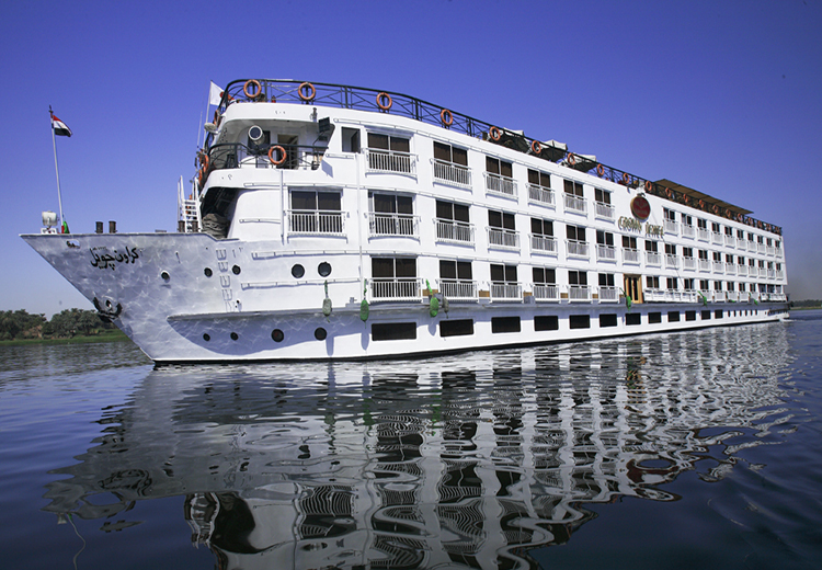 Crown Jewel Nile Cruise Luxor and Aswan Nile Cruises