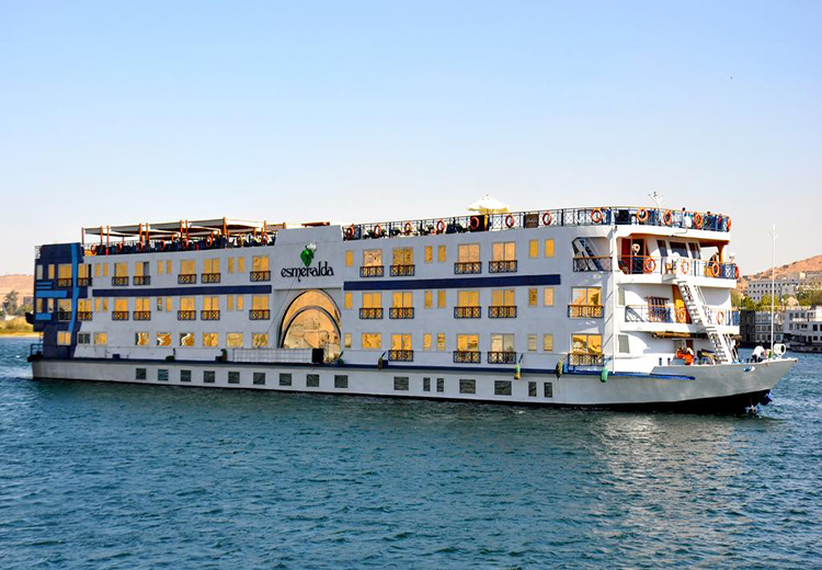 Esmeralda Nile Cruise Luxor and Aswan Nile Cruises