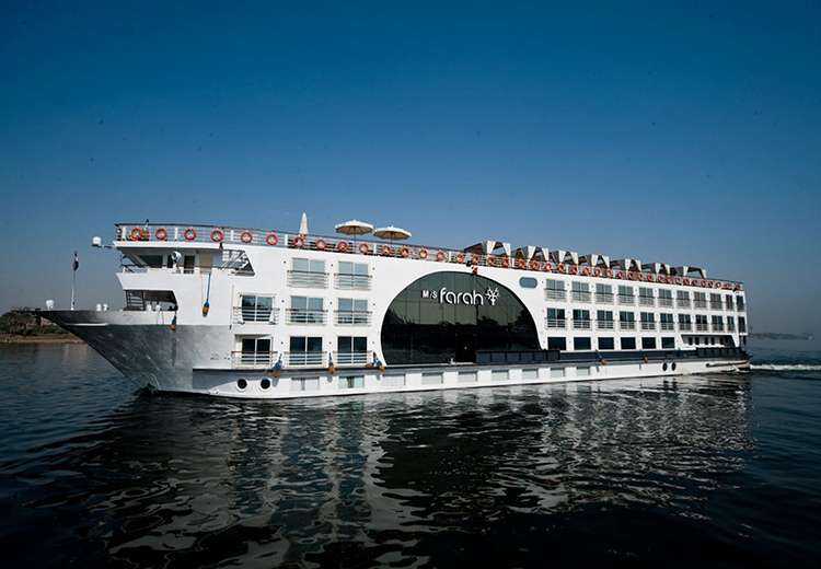 Farah Nile Cruise Luxor and Aswan Nile Cruises