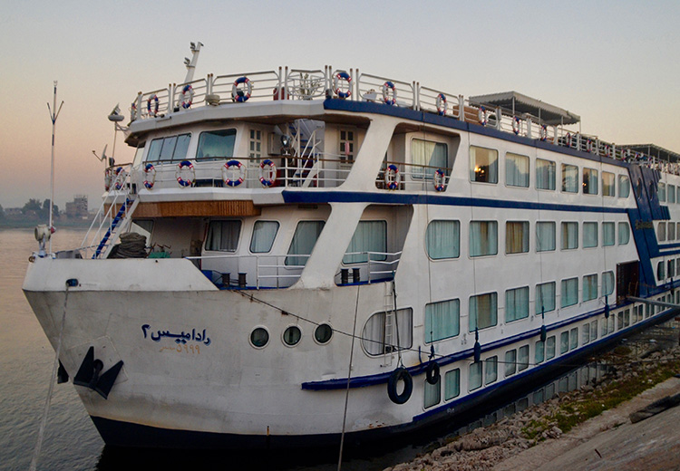 Radamis II Nile Cruise Luxor and Aswan Nile Cruises