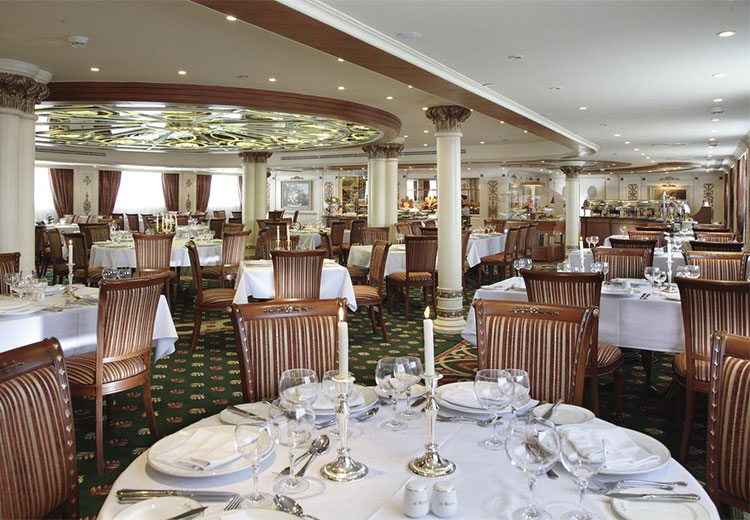 Sonesta St. George Nile Cruise