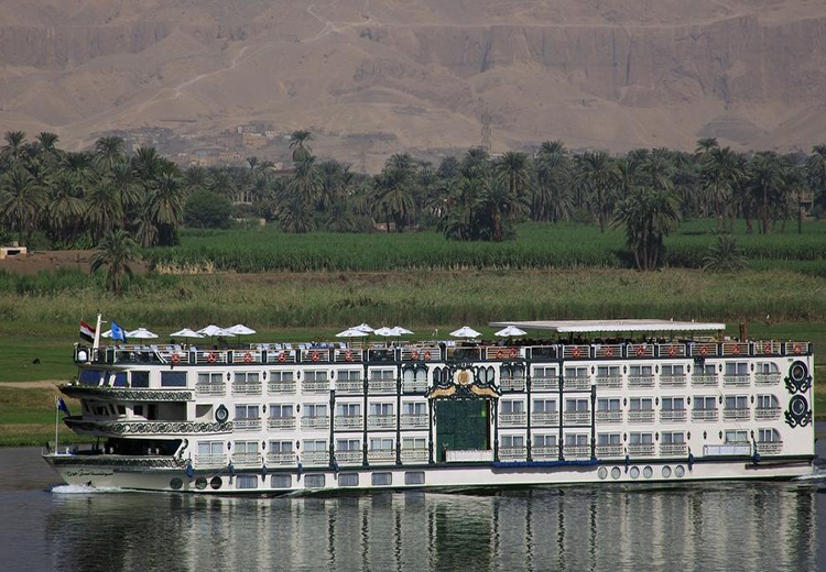 Sonesta St. George Nile Cruise Luxor and Aswan Nile Cruises