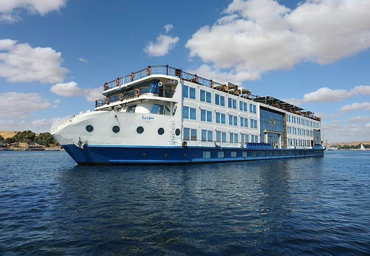 Sonesta Moon Goddess Nile Cruise