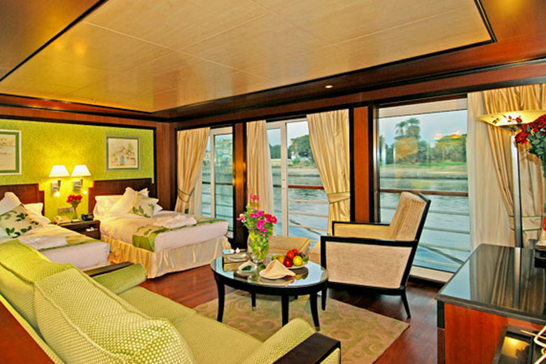 Amarco II Nile Cruise Amarco II Nile Cruise