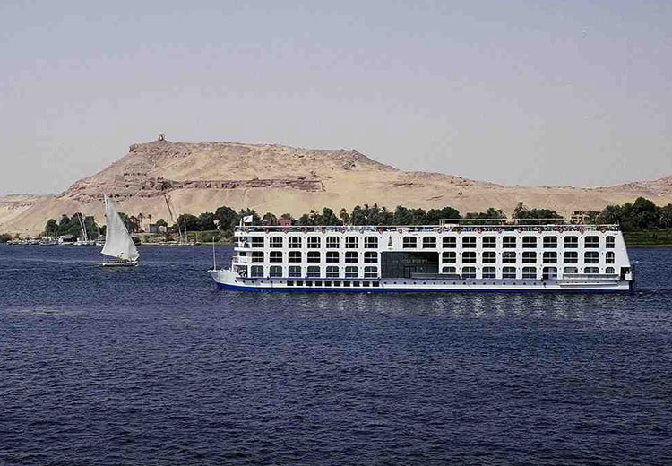 Miss Egypt Nile Cruise Luxor and Aswan Nile Cruises