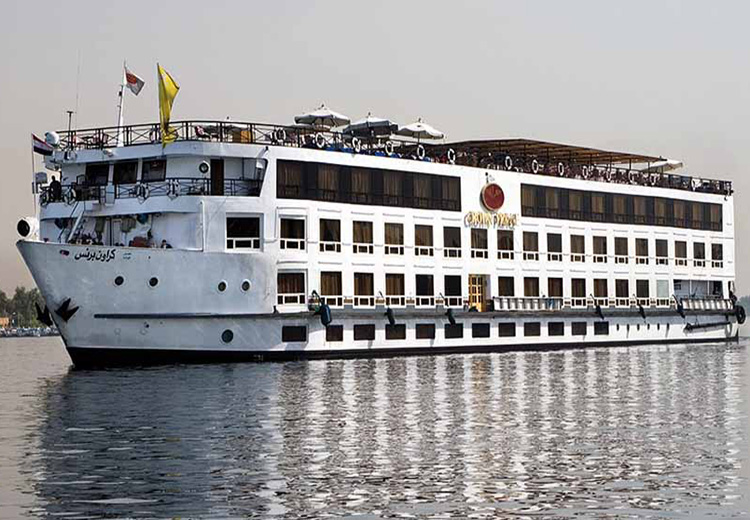 Crown Prince Nile Cruise Luxor and Aswan Nile Cruises