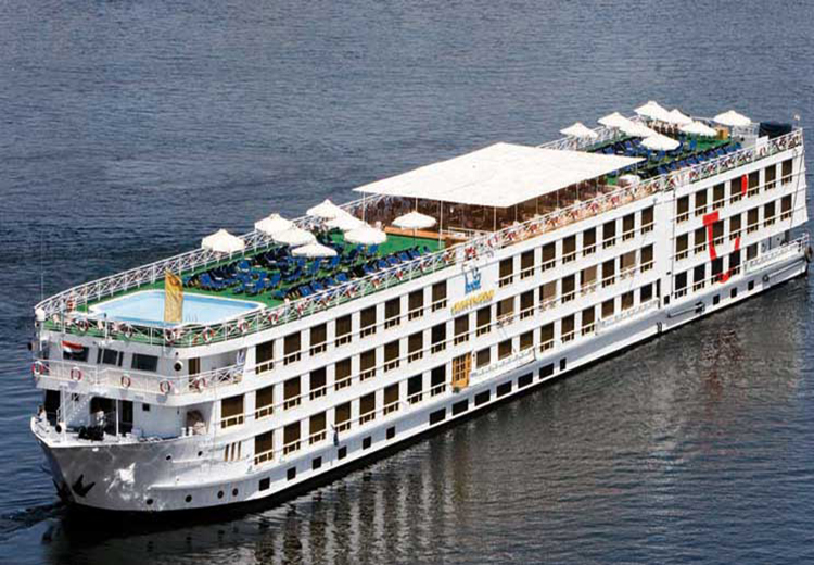 Iberotel Crown Emperor Nile Cruise Luxor and Aswan Nile Cruises