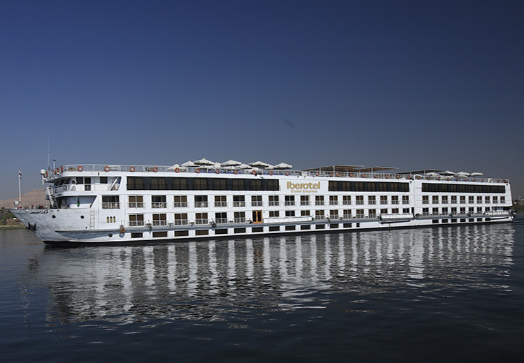 Iberotel Crown Empress Nile Cruise Luxor and Aswan Nile Cruises