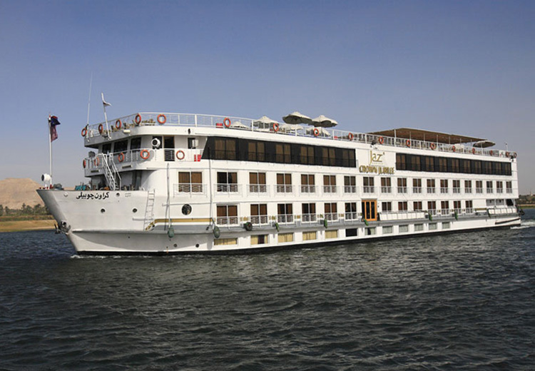Jaz Jubilee Nile Cruise Luxor and Aswan Nile Cruises