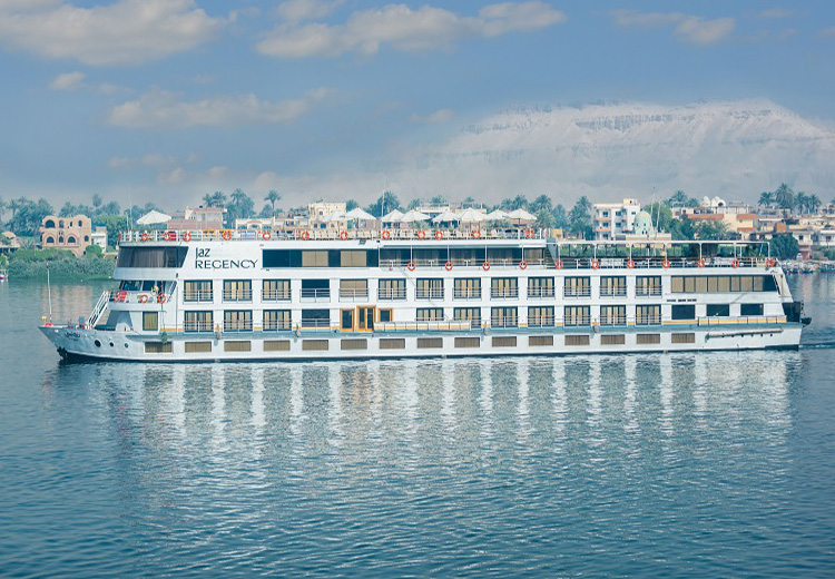 Jaz Regency Nile Cruise Luxor and Aswan Nile Cruises