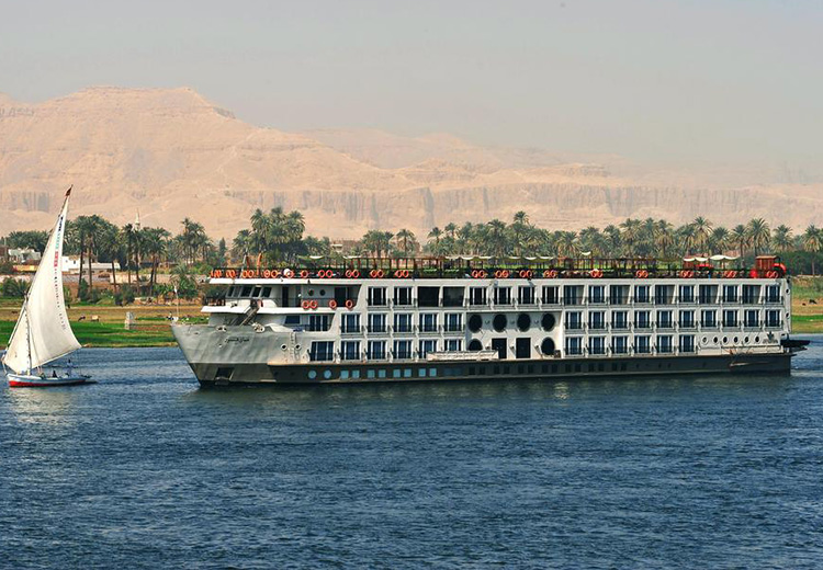 Mayfair Nile Cruise Luxor and Aswan Nile Cruises