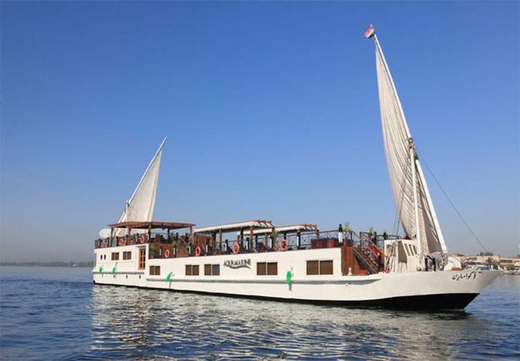 Merit Dahabiya Boat Merit Dahabiya Boat