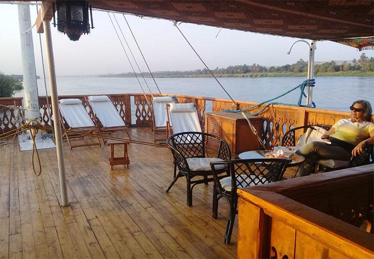 Miran Dahabiya Boat Miran Dahabiya Boat