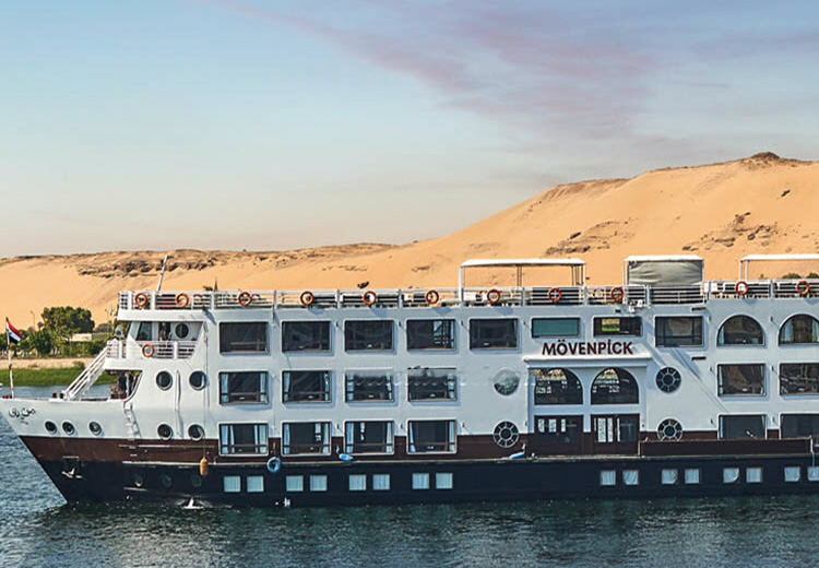 Mövenpick Sunray Nile Cruise Luxor and Aswan Nile Cruises