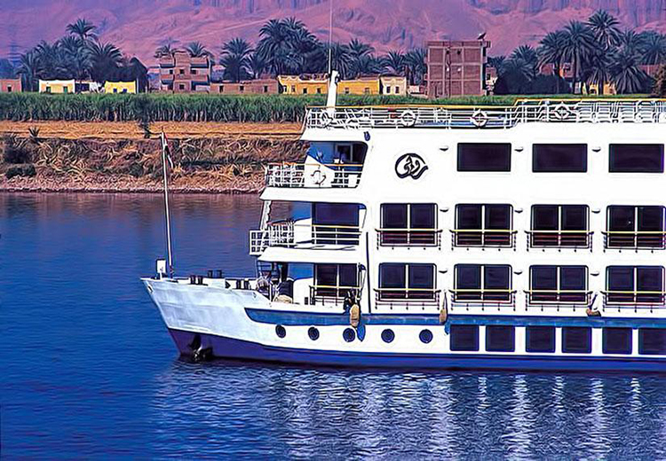 Nile Ruby Nile Cruise Luxor and Aswan Nile Cruises