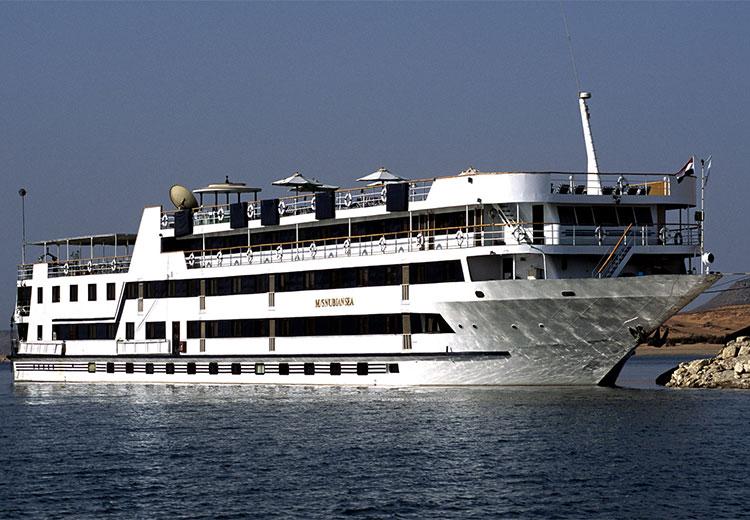 Nubian Sea Nile Cruise Lake Nasser cruises