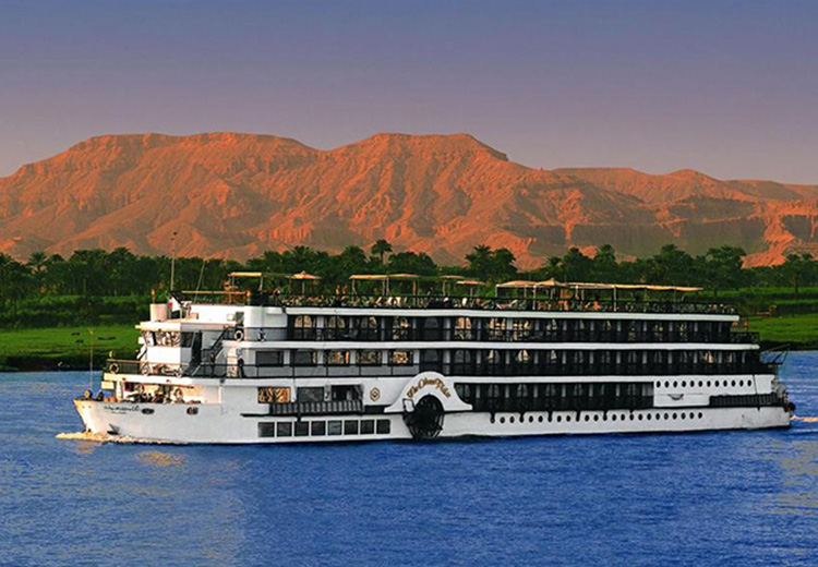 Oberoi Philea Nile Cruise Luxor and Aswan Nile Cruises