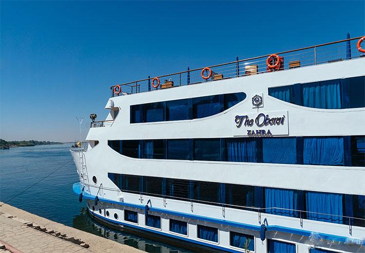 Oberoi Zahra Nile Cruise Oberoi Zahra Nile Cruise