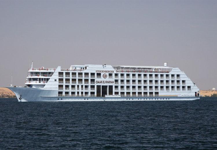 Omar El Khayam Nile Cruise Lake Nasser cruises