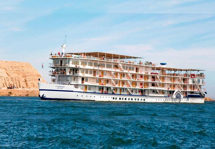 Movenpick Prince Abbas Nile Cruise Lake Nasser cruises