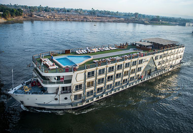 Princess Sarah Nile Cruise Luxor and Aswan Nile Cruises