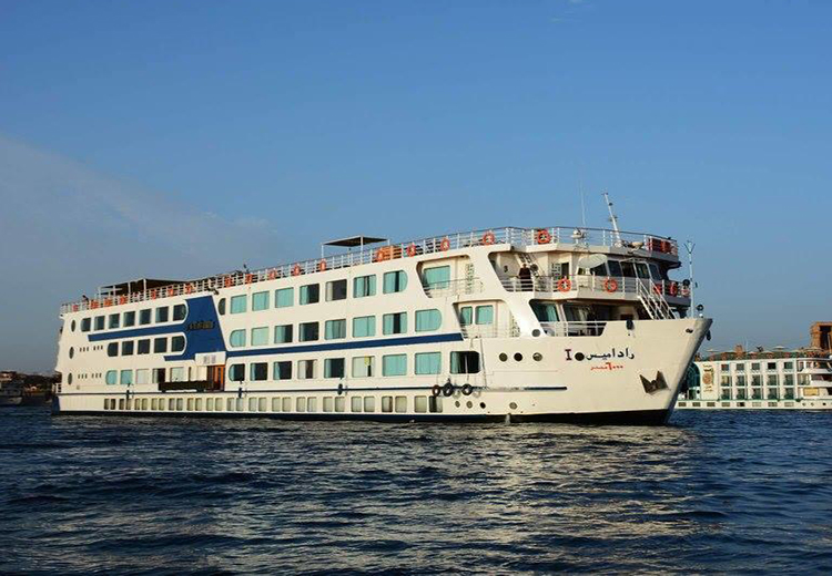 Radamis I Nile Cruise Luxor and Aswan Nile Cruises