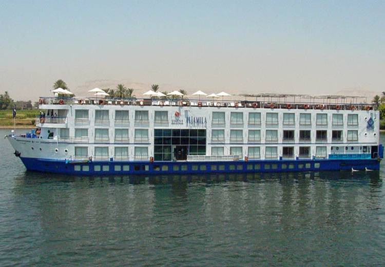Sabena el Jamila Nile Cruise Luxor and Aswan Nile Cruises