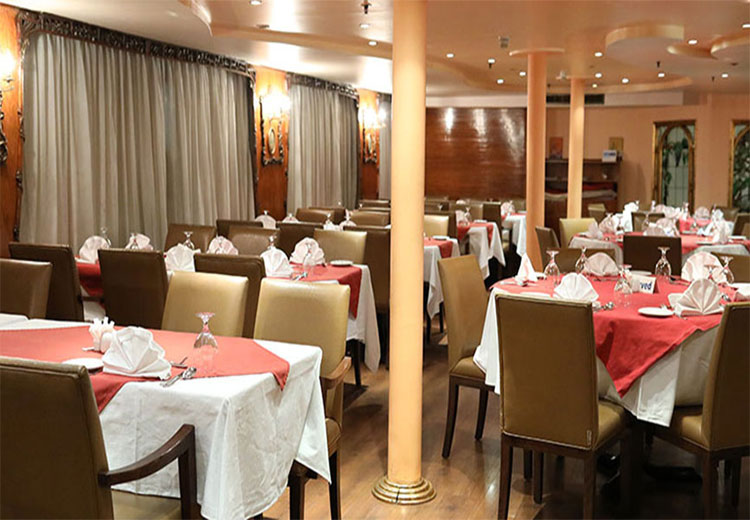 Solaris II Nile Cruise Solaris II Nile Cruise