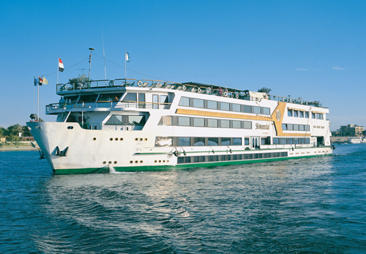 Sonesta Nile Goddess Nile Cruise Luxor and Aswan Nile Cruises
