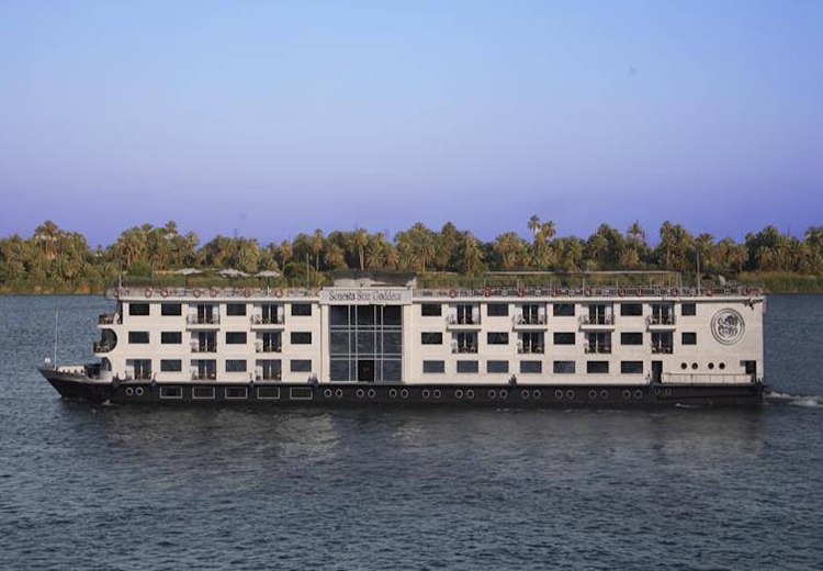 Sonesta Star Goddess Nile Cruise Luxor and Aswan Nile Cruises