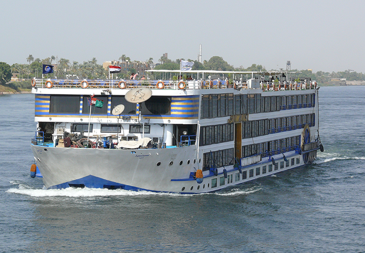 Sunrise Select Semirsamis I Nile Cruise Luxor and Aswan Nile Cruises