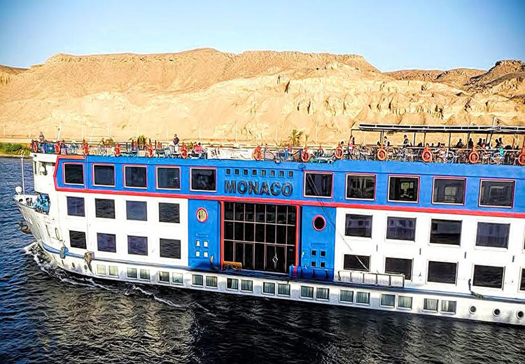 Zen Monaco Nile Cruise Luxor and Aswan Nile Cruises