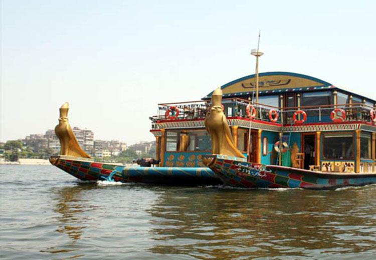 Nile Pharaohs Cruising Restaurant Nile Pharaohs