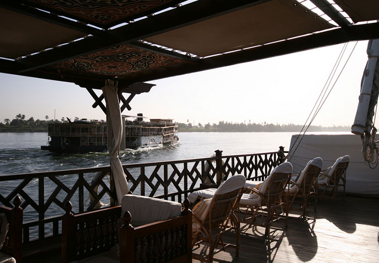 El Hanem Dahabiya Boat El Hanem Dahabiya Boat