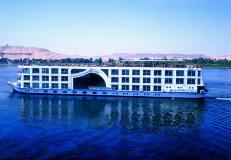 Royal Princess Nile Cruise Luxor and Aswan Nile Cruises