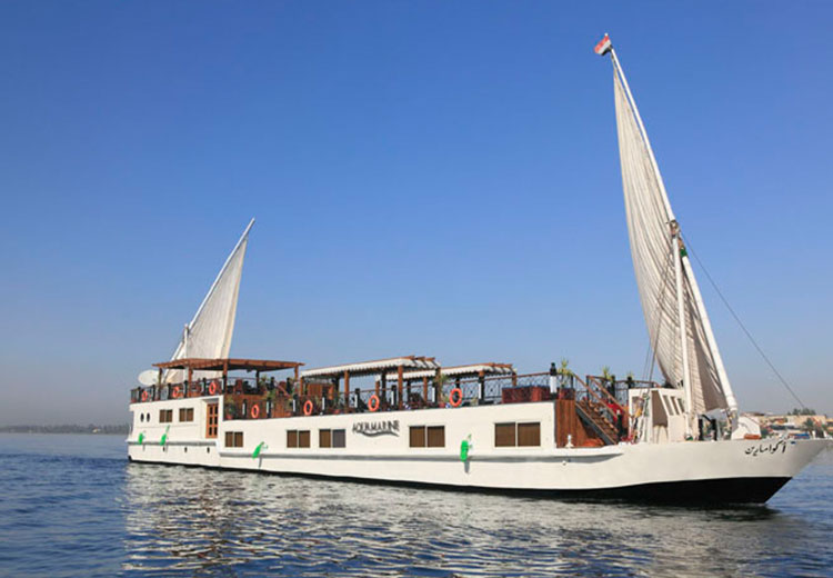 Merit Dahabiya Boat Dahabiya Nile Cruises