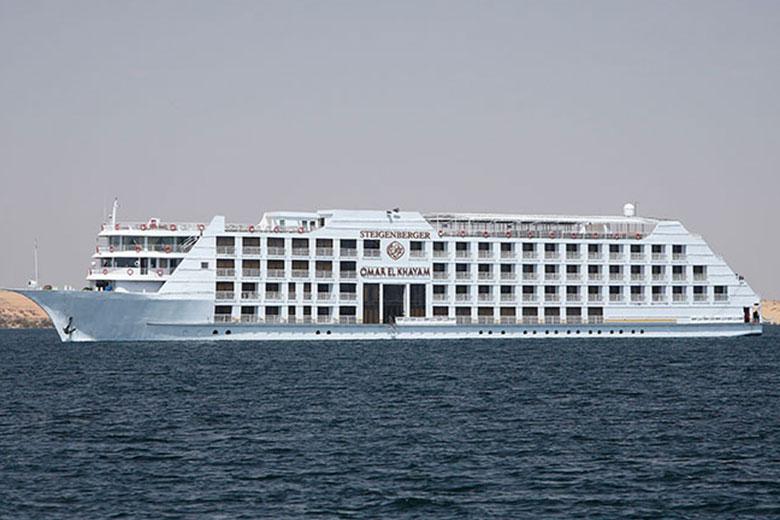 Omar El Khayam Lake Nasser Cruise Lake Nasser cruises