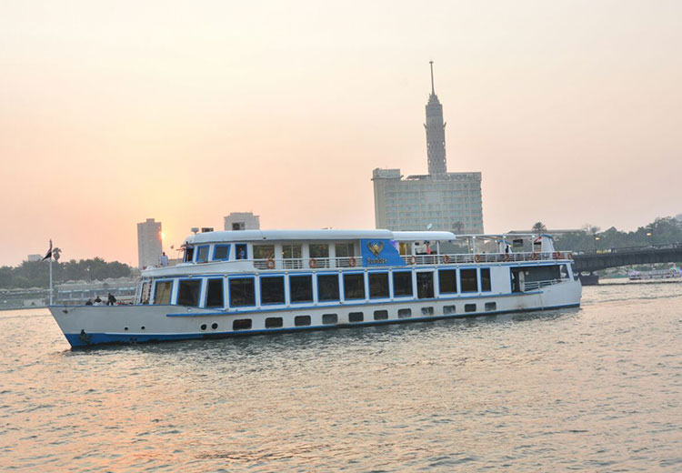 Nile Scarabee Cairo Dinner Cruises