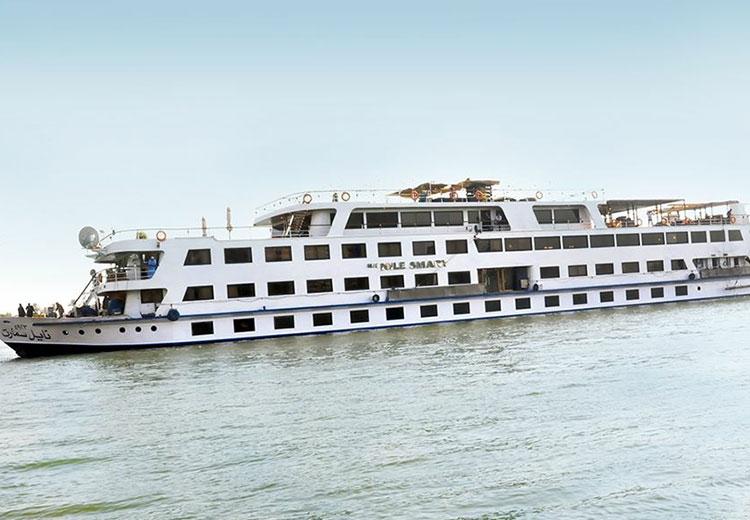 Nile Smart Cruising Restaurants Cairo Dinner Cruises