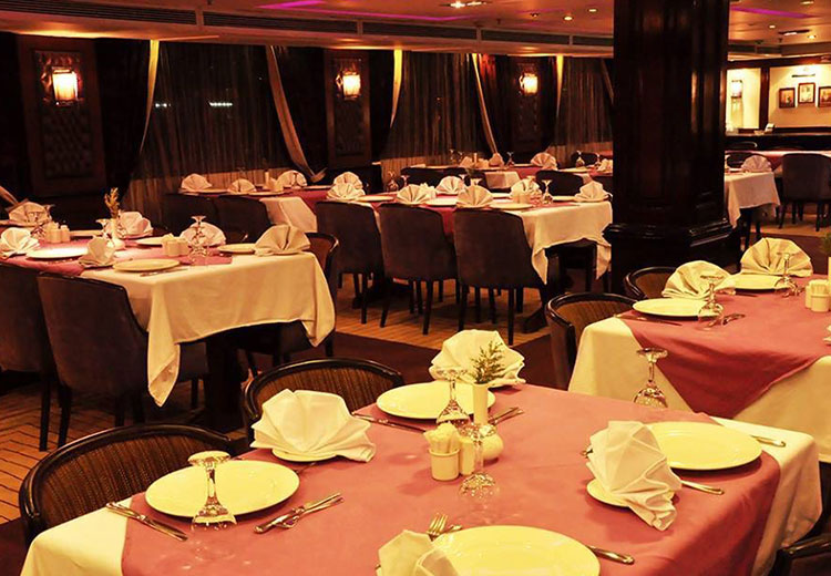 Nile Smart Cruising Restaurants Nile Smart