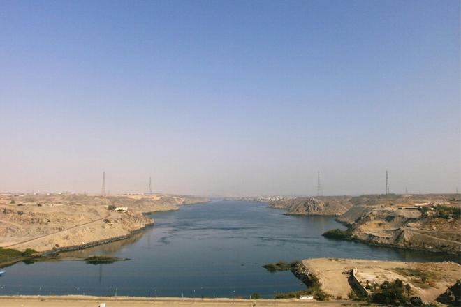 The High Dam The High Dam