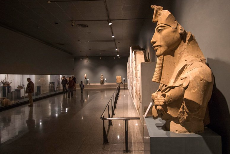 The Museum of Luxor Sightseeing Tours