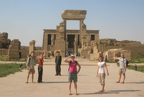 Temple of Hathor Denderah Sightseeing Tours