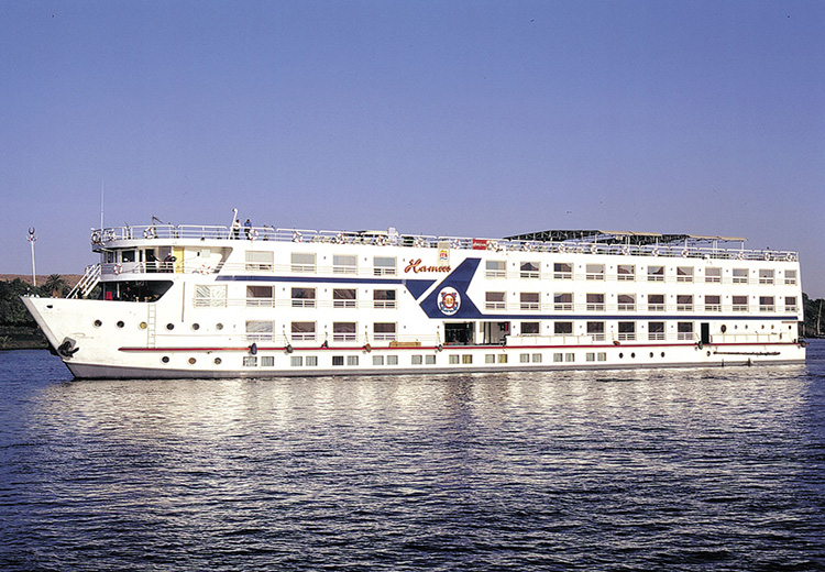 Mövenpick MS Hamees Nile Cruise Luxor and Aswan Nile Cruises
