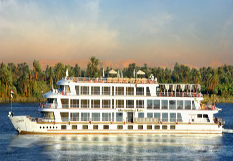 Sabena Salima Nile Cruise Luxor and Aswan Nile Cruises